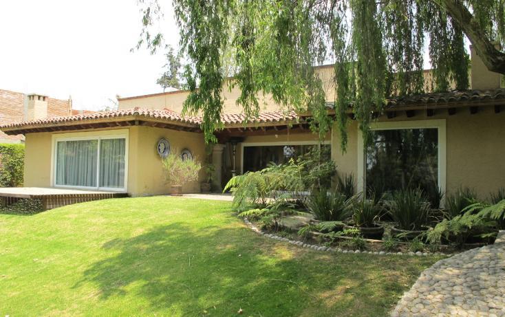 Foto de casa en renta en  , club de golf los encinos, lerma, méxico, 1636404 No. 01