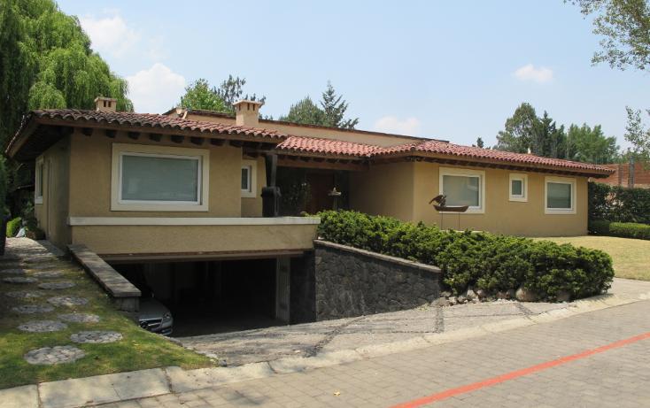 Foto de casa en renta en  , club de golf los encinos, lerma, méxico, 1636404 No. 02