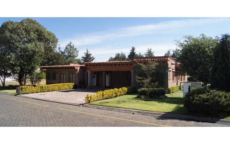 Foto de casa en renta en  , club de golf los encinos, lerma, méxico, 1814312 No. 01