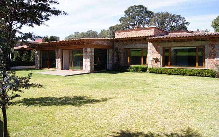 Foto de casa en renta en  , club de golf los encinos, lerma, méxico, 1814312 No. 02