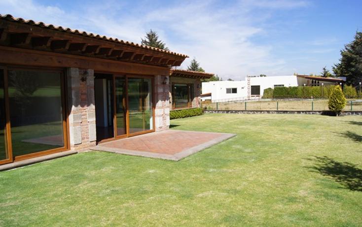Foto de casa en renta en  , club de golf los encinos, lerma, méxico, 1814312 No. 09