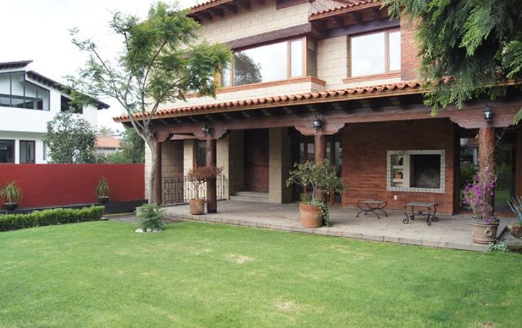 Foto de casa en renta en  , club de golf los encinos, lerma, méxico, 1821262 No. 02