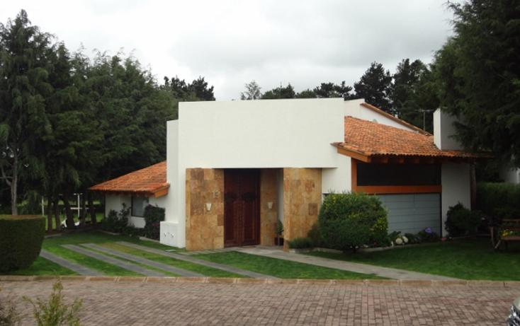 Foto de casa en renta en  , club de golf los encinos, lerma, méxico, 1959420 No. 01