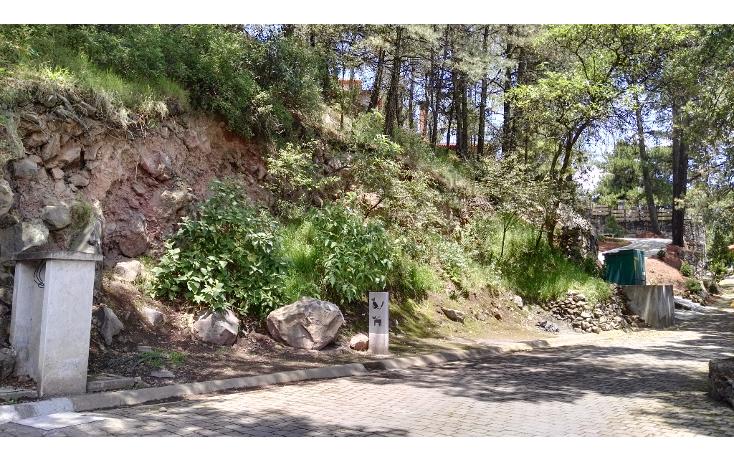 Foto de terreno habitacional en venta en  , club de golf los encinos, lerma, méxico, 2010940 No. 01