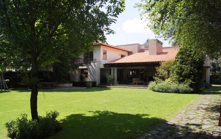 Foto de casa en renta en  , club de golf los encinos, lerma, méxico, 2029816 No. 01