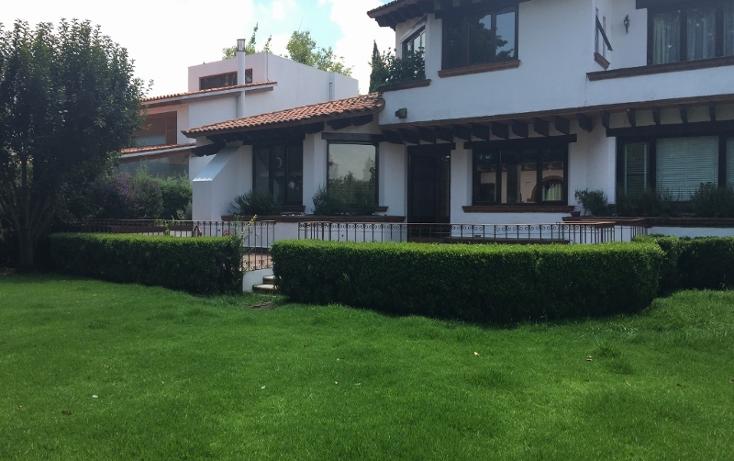 Foto de casa en renta en  , club de golf los encinos, lerma, m?xico, 2032560 No. 16