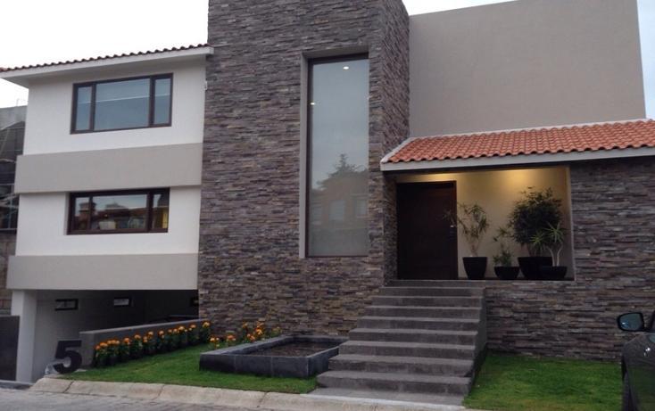 Foto de casa en renta en  , club de golf los encinos, lerma, méxico, 627092 No. 01