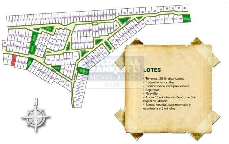 Foto de terreno habitacional en venta en  , san miguel de allende centro, san miguel de allende, guanajuato, 467232 No. 04