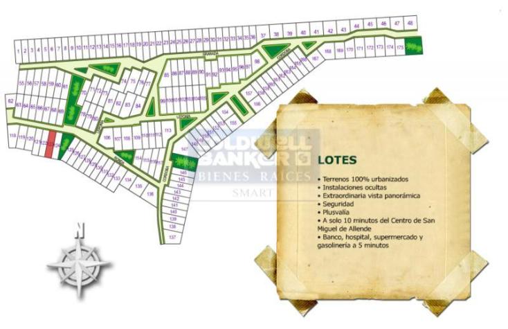 Foto de terreno habitacional en venta en  , san miguel de allende centro, san miguel de allende, guanajuato, 467666 No. 02