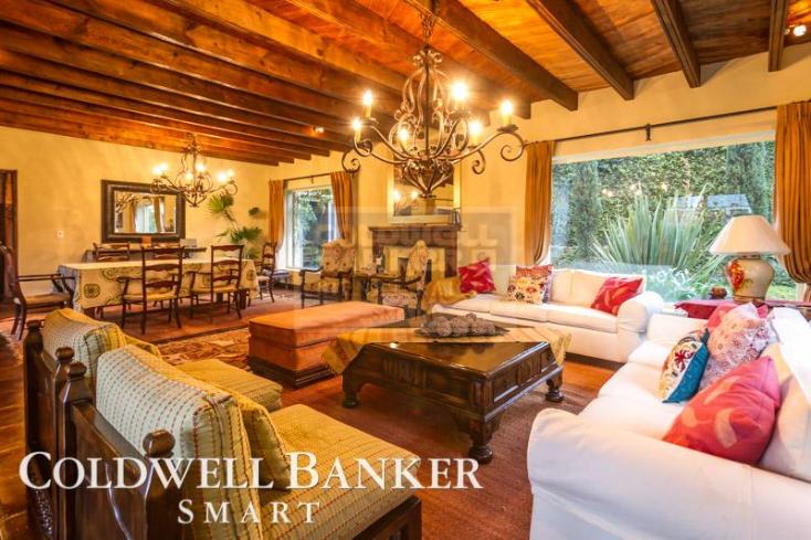 Foto de casa en venta en  , villa de los frailes, san miguel de allende, guanajuato, 480222 No. 01