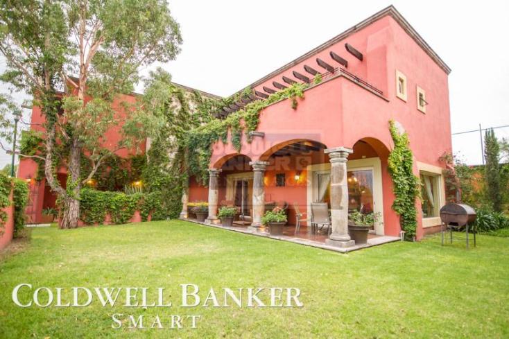 Foto de casa en venta en  , villa de los frailes, san miguel de allende, guanajuato, 480222 No. 02