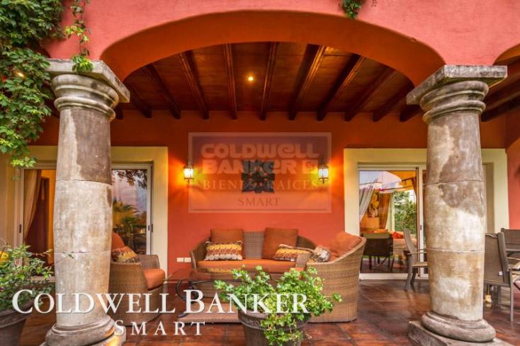 Foto de casa en venta en  , villa de los frailes, san miguel de allende, guanajuato, 480222 No. 04