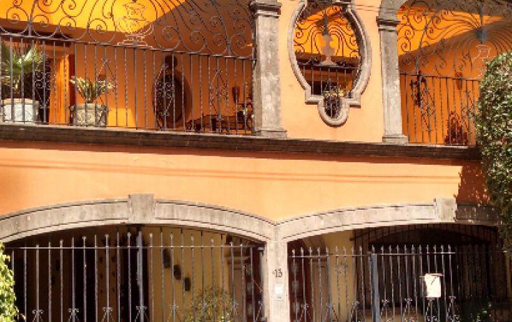 Foto de casa en condominio en venta en, club de golf méxico, tlalpan, df, 1438567 no 01