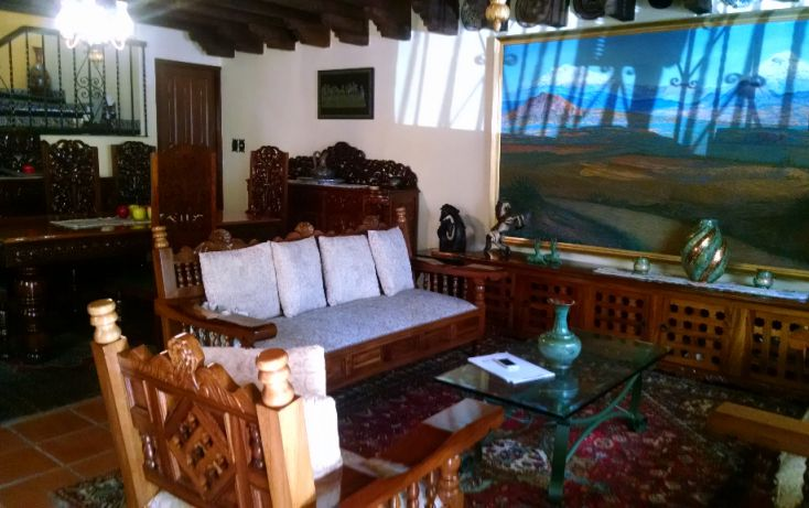 Foto de casa en condominio en venta en, club de golf méxico, tlalpan, df, 1438567 no 05