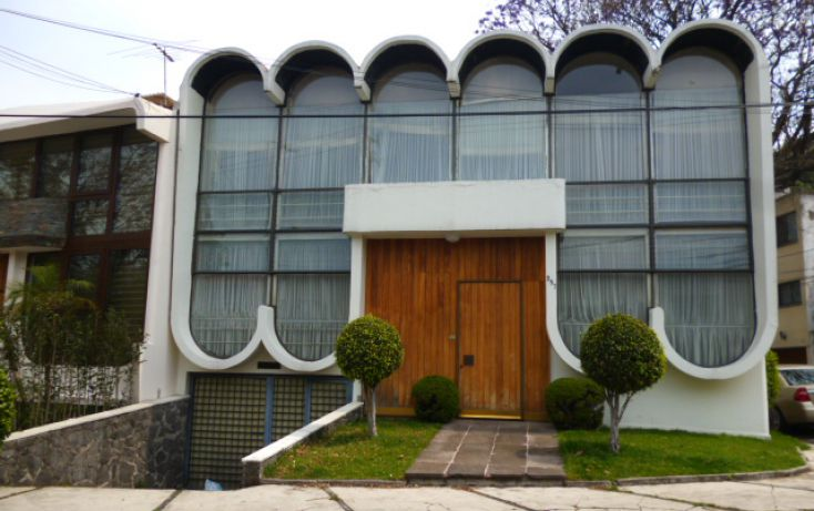 Foto de casa en renta en, club de golf méxico, tlalpan, df, 1721910 no 01