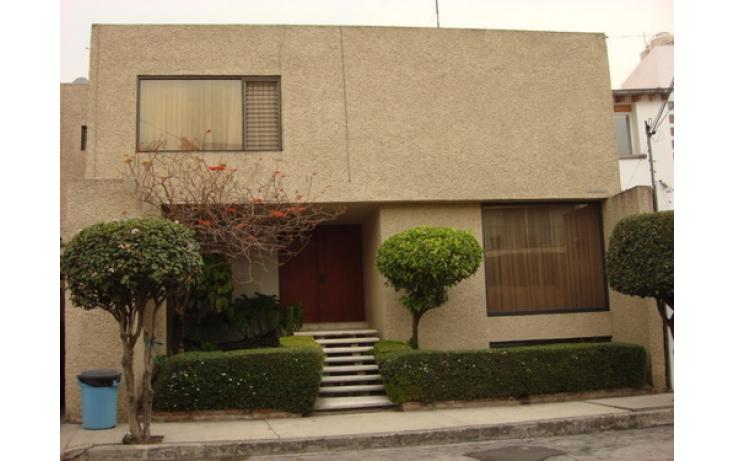Foto de casa en venta en, club de golf méxico, tlalpan, df, 512113 no 01