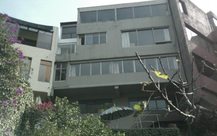 Foto de casa en venta en, club de golf méxico, tlalpan, df, 775673 no 04