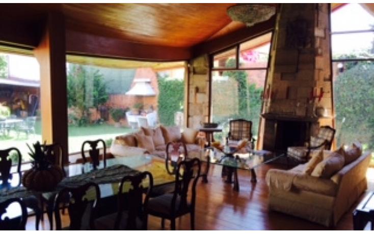 Foto de casa en venta en  , club de golf méxico, tlalpan, distrito federal, 1333097 No. 04
