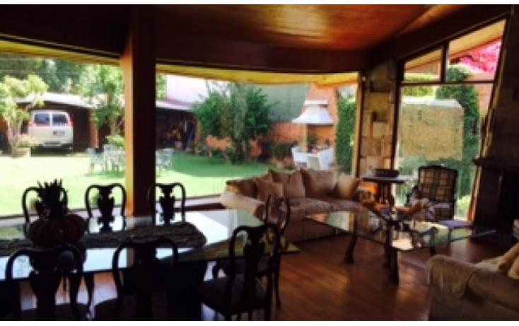 Foto de casa en venta en  , club de golf méxico, tlalpan, distrito federal, 1333097 No. 05