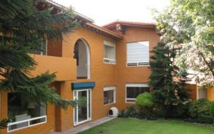 Foto de casa en venta en  , club de golf méxico, tlalpan, distrito federal, 1405567 No. 01