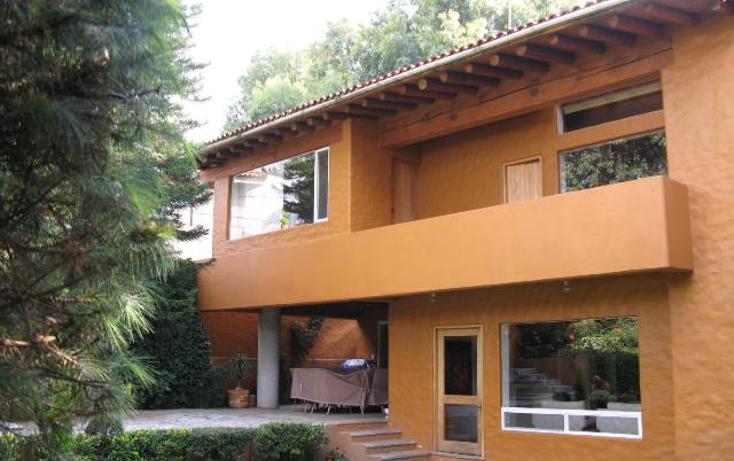 Foto de casa en venta en  , club de golf méxico, tlalpan, distrito federal, 1405567 No. 02