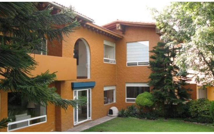 Foto de casa en venta en  , club de golf méxico, tlalpan, distrito federal, 1405567 No. 05