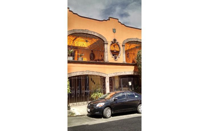 Foto de casa en venta en  , club de golf méxico, tlalpan, distrito federal, 1438567 No. 01