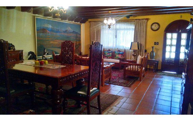 Foto de casa en venta en  , club de golf méxico, tlalpan, distrito federal, 1438567 No. 04