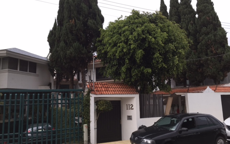 Foto de casa en venta en  , club de golf méxico, tlalpan, distrito federal, 1551700 No. 01