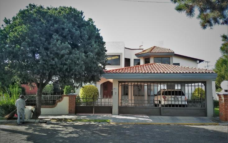 Foto de casa en venta en  , club de golf puebla, puebla, puebla, 1712632 No. 03