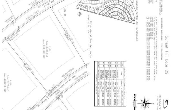 Foto de terreno habitacional en venta en  , club de golf residencial, los cabos, baja california sur, 1294385 No. 08