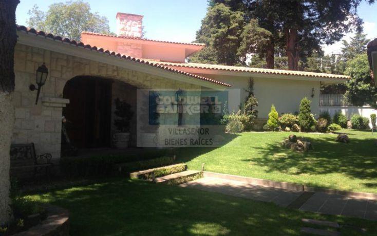 Foto de casa en condominio en venta en club de golf san carlos paseo san carlos 105, san carlos, metepec, estado de méxico, 608186 no 02