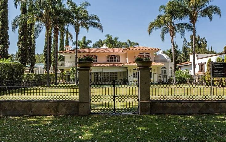 Foto de casa en venta en  , club de golf santa anita, tlajomulco de zúñiga, jalisco, 766369 No. 01