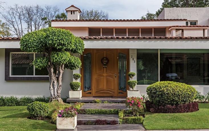 Foto de casa en venta en  , club de golf santa anita, tlajomulco de z??iga, jalisco, 766391 No. 01