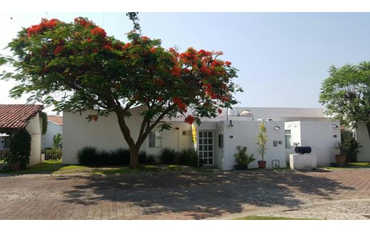 Foto de casa en venta en  , club de golf santa fe, xochitepec, morelos, 1052677 No. 01