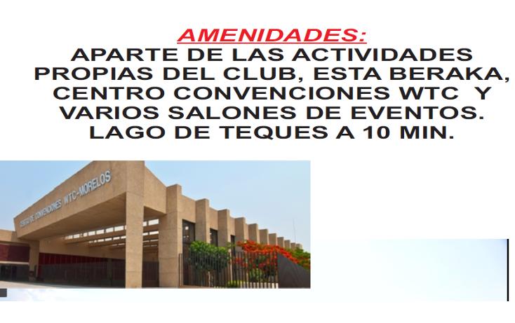 Foto de terreno habitacional en venta en  , club de golf santa fe, xochitepec, morelos, 1289843 No. 05