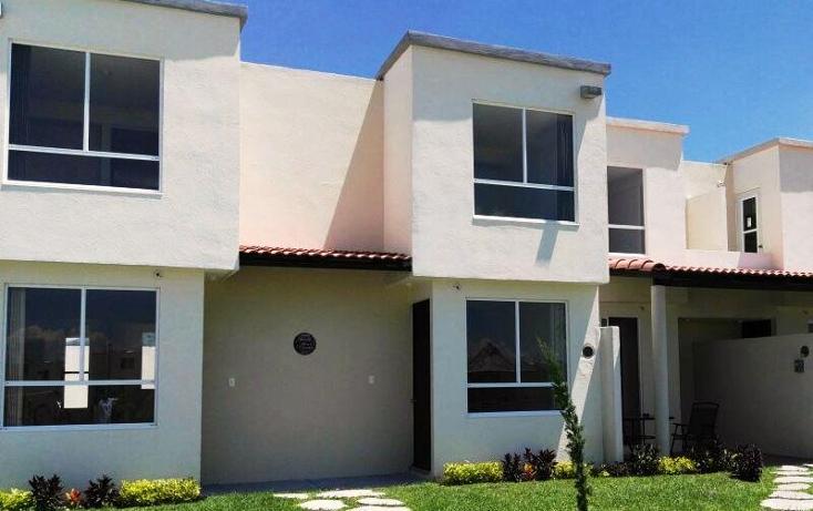 Foto de casa en venta en  , club de golf santa fe, xochitepec, morelos, 602803 No. 01