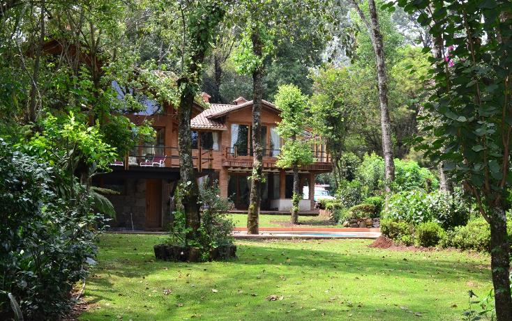 Foto de casa en venta en  , avándaro, valle de bravo, méxico, 1698106 No. 01