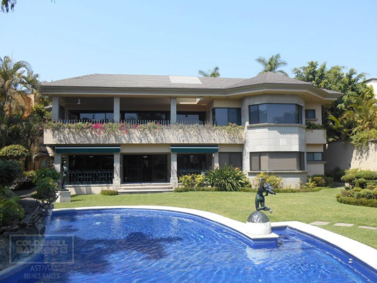 Foto de casa en condominio en venta en  , tabachines, cuernavaca, morelos, 1656491 No. 01