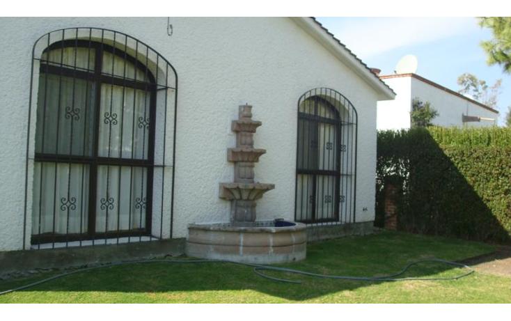 Foto de casa en venta en  , club de golf tequisquiapan, tequisquiapan, querétaro, 1192061 No. 25