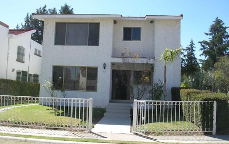 Foto de casa en venta en  , club de golf tequisquiapan, tequisquiapan, querétaro, 1272563 No. 01
