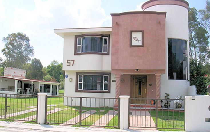 Foto de casa en venta en  , club de golf tequisquiapan, tequisquiapan, querétaro, 1329437 No. 01