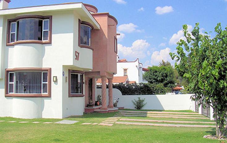 Foto de casa en venta en  , club de golf tequisquiapan, tequisquiapan, querétaro, 1329437 No. 02