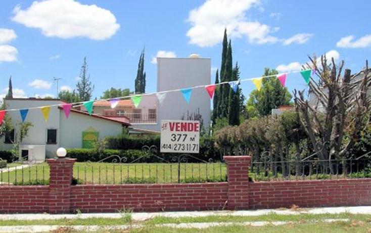 Foto de terreno habitacional en venta en  , club de golf tequisquiapan, tequisquiapan, querétaro, 1337841 No. 01