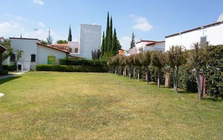Foto de terreno habitacional en venta en  , club de golf tequisquiapan, tequisquiapan, querétaro, 1337841 No. 02