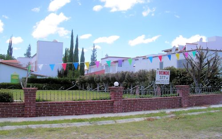 Foto de terreno habitacional en venta en  , club de golf tequisquiapan, tequisquiapan, querétaro, 1337841 No. 03