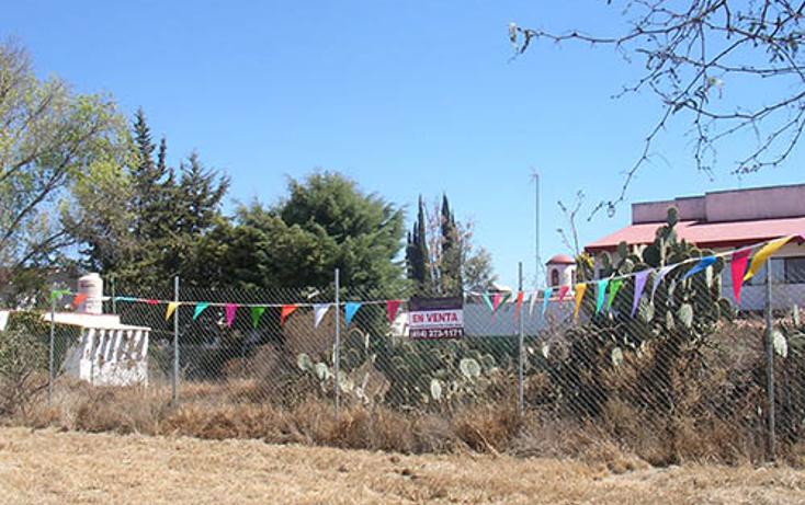 Foto de terreno habitacional en venta en  , club de golf tequisquiapan, tequisquiapan, quer?taro, 1664178 No. 01