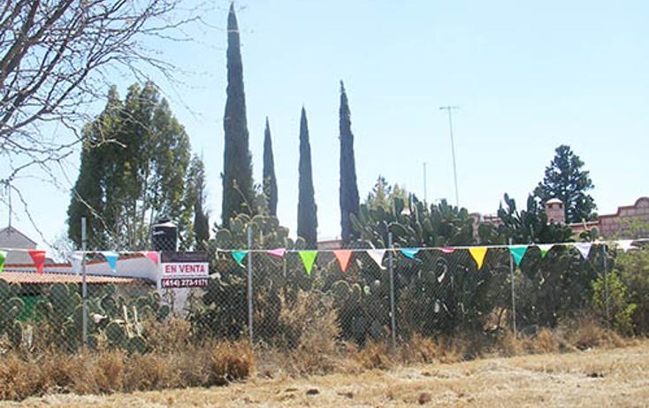 Foto de terreno habitacional en venta en  , club de golf tequisquiapan, tequisquiapan, quer?taro, 1664178 No. 02