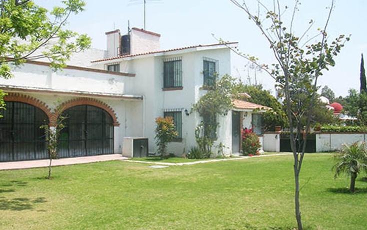 Foto de casa en venta en  , club de golf tequisquiapan, tequisquiapan, querétaro, 1771264 No. 02