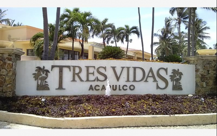 Foto de terreno habitacional en venta en club de golf tres vidas, plan de los amates, acapulco de juárez, guerrero, 629573 no 27